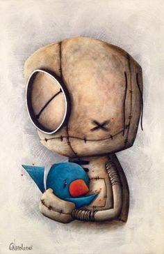 A Portrait of Love by Fabio Napoleoni