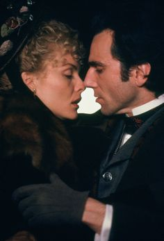 'The Age of Innocence' - Michelle Pfeiffer, Daniel Day Lewis.