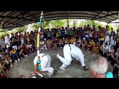 Mestre Jogo De Dentro and Mestre Cabelo [HD] Capoeira Angola Capoeirando 2012 - YouTube