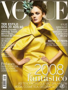 Lisa Cant by Alexi Lubomirski Vogue Portugal January 2008