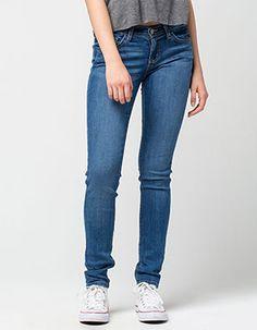 FLYING MONKEY Classic Womens Skinny Jeans Medium