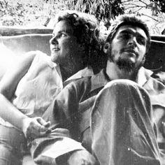 @Che Guevara & Aleida March