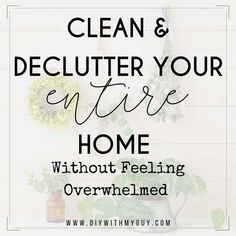 Spring Cleaning List, Sources Of Stress, Sweep The Floor, I Am Overwhelmed, How To Get Motivated, Messy House, Clutter Free Home, Konmari Method, Doing Laundry