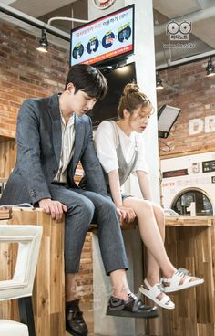 Ji Chang Wook and Nam Ji Hyun / Suspicious partner Nam Ji Hyun Actress, Hyun Ji, Ji Chang Wook Smile, Ji Chan Wook, Korean Actresses, Korean Actors, Actors & Actresses, Korean Dramas, Asian Actors