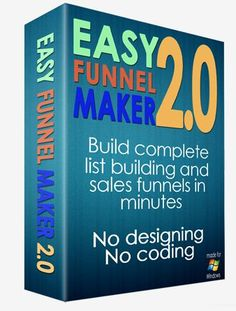 [Best JVzoo] Easy Funnel Maker 2.0 Pro Review – Makes Complete Listbuilding and Sales Funnels in Any Niche In just 6 Minutes.  http://bestjvzoo.wordpress.com/2014/09/02/best-jvzoo-easy-funnel-maker-2-0-pro-review-makes-complete-listbuilding-and-sales-funnels-in-any-niche-in-just-6-minutes/