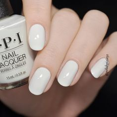OPI Grease Collection - Dont' Cry Over Spilled Milkshakes #opi #opigrease #opigreasecollection #opiswatches #opigreasecollectionswatches #dontcryoverspilledmilkshakes