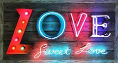 Love Sweet Love by Chris Bracey, is currently for sale at Guy Hepner West Hollywood.