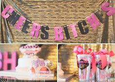 Las Vegas Bachelorette Tumblers photos by Mary Meyer Photography tumblers by LylaBug Designs www.lylabugdesigns.com