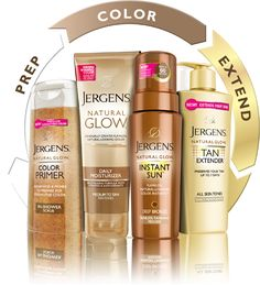 JERGENS® Natural Glow® – The Golden Life | JERGENS® Skincare