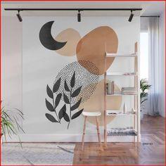 Wall Painting Decor, Wall Decor, Wall Paintings, Mural Art, Art Art, Wall Design, Bedroom Decor, Wall Murals Bedroom, Room Inspiration