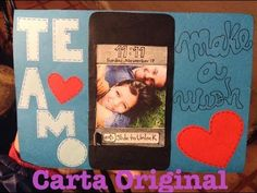 Carta Original para mi Novio - IPhone - YouTube