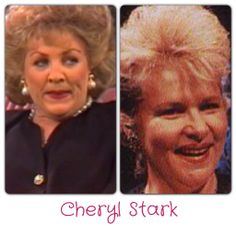 Cheryl Stark Caroline Gilmer - 1993-1996 Colette Mann - 1995 *Caroline fell ill 1995 and was part of a major storyline so needed to be recast temporarily  **Colette now plays Sheila Canning