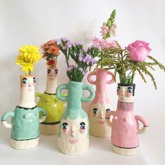 Miss Moss · Laurie Melia Ceramics