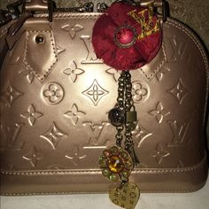 Handmade Louis Vuitton Charm Made by yours truly Louis Vuitton Accessories