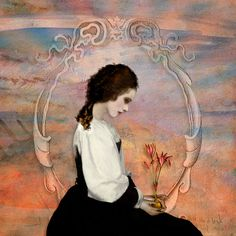The Promise by Mary Bailey :: digital images from itKuPiLLi Imagenarium ~ available at Mischief Circus.