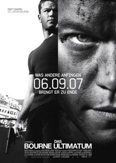 Poster zum Film: Bourne Ultimatum, Das