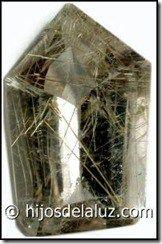Cabello de Angel o Cuarzo rutilado