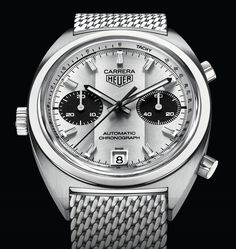 FIRST LOOK- 2017 HEUER CARRERA RONNIE PETERSON EDITION CBH2210