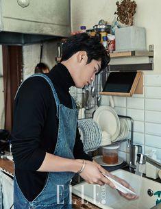 Seo Kang Joon / Elle Magazine November 2016 Issue