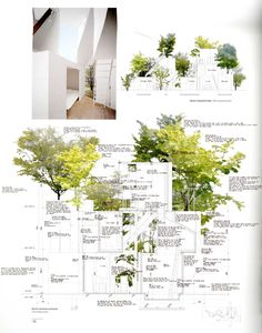 Ideas For Landscape Architecture Model Sou Fujimoto Landscape Architecture Model, Architecture Board, Architecture Graphics, Green Architecture, Architecture Drawings, Architecture Portfolio, Architecture Details, Classical Architecture, Landscape Concept