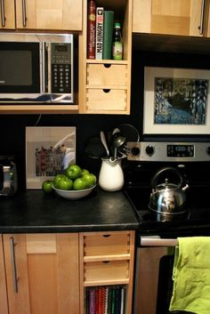 birch & lily, Kitchen Tour