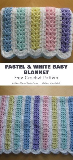 Colorful Panels Baby Blankets Mile a Minute Baby Afghan [Free Crochet Pattern] Crochet Baby Blanket Free Pattern, Granny Square Crochet Pattern, Free Crochet, Crochet Baby Afghans, Crochet Afghan Patterns, Kids Crochet, Tunisian Crochet, Crochet Stitches, Crochet Mile A Minute