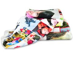 We make it easy to create custom and personalized photo blankets. Choose from our great photo blanket styles: fleece, cozy fleece, sherpa or woven image. Photo Collage Canvas, Love Collage, Online Photo Collage Maker, Gma Deals And Steals, Fleece Photo Blanket, Free Baby Stuff, Custom Photo, Photo Gifts, Blankets