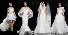 Tendência 2013: vestidos florais  #casamento #noiva