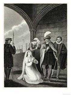 Under These Restless Skies: Mayday: The Arrest of Anne Boleyn