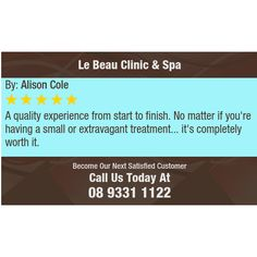 A quality experience from start to finish. No matter if you're having a small or...