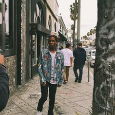 Image about asap rocky in Litski by oxovs on We Heart It Moda Streetwear, Streetwear Fashion, Streetwear Clothing, Love Fashion, High Fashion, Mens Fashion, Urban Fashion, Fashion Killa, Fashion Addict