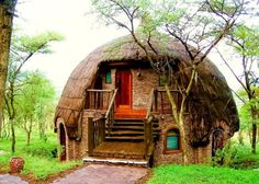i would love to live in one of these!