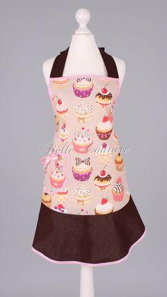 Schürze Cupcakes V