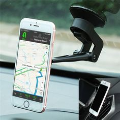 #BangGood - #Bakeey Bakeey 2 in 1 Magnetic Phone Holder Car Air Vent Holder Suction Bracket for iPhone 7P 7 Samsung - AdoreWe.com
