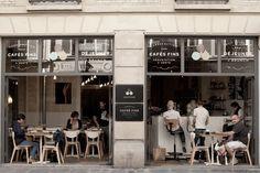 Le CoutumeCafé- Paris, França