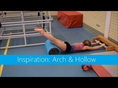 Inspiration: Arch & Hollow » Basics & Shaping - YouTube Gymnastics Lessons, Gymnastics Room, Preschool Gymnastics, Gymnastics Tricks, Tumbling Gymnastics, Gymnastics Coaching, Gymnastics Training, Gymnastics Workout, Sport Gymnastics