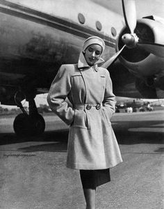 Morry Silver Originals 1946 I'd love to have this coat!
