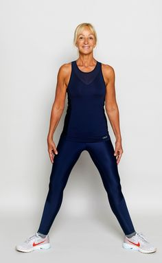 Charlotte Bircow favoritøvelser til mave, balder og lår - ALT. Senior Fitness, Yoga Fitness, Fitness Tips, Health Fitness, Fitness Routines, Fitness Motivation, Fun Workouts, At Home Workouts, Weight Loose Tips