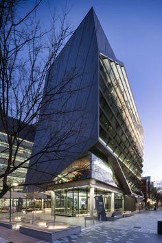 Jeffrey Smart Building, University of South Australia