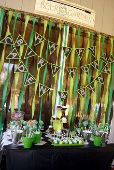 "Photo 35 of 50: Teenage Mutant Ninja Turtles / Birthday ""Go Ninja Go Ninja Go - A Joint Birthday Party""   Catch My Party"