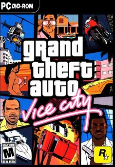 (GTA Vice CIty - PC) Played and finished it a few times !! Loved it !!