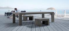 Nowoczesne meble w atrakcyjnej cenie - Beliani poszerza swój asortyment o meble betonowe Sprzedaż bez pośredników - gwarancja 100 dni na zwrot towaru