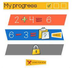 Customised Progress Meter