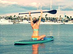 Sup Yoga // fitness Next Brand, Sup Yoga, Brand Ambassador, Yoga Fitness, Surfboard, Sports, Hs Sports, Surfboards, Sport