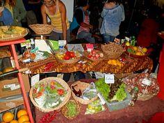 Hidden Hawaii: The night farmers market in Kalapana on the Big Island    #Iheartlenox