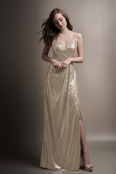 c1ac955e91a0 17 Best Sequin bridesmaid dresses images