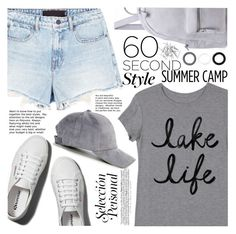"""60-Second Style: Summer Camp"" by martinabb ❤ liked on Polyvore featuring Alexander Wang, Abercrombie & Fitch, Monki, summercamp and 60secondstyle"