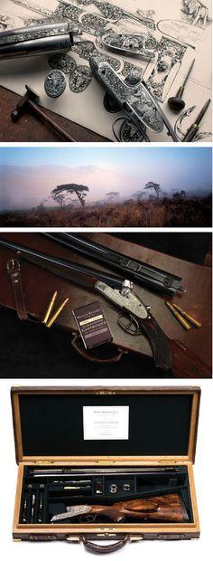 New Guns - Westley Richards