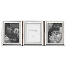 Found it at AllModern - Capri Triple Picture Frame