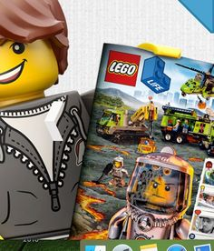 WOW!! Score A FREE 2 Year Subscription To Lego Magazine!